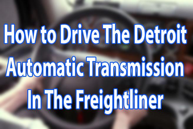 Detroit Automatic transmission